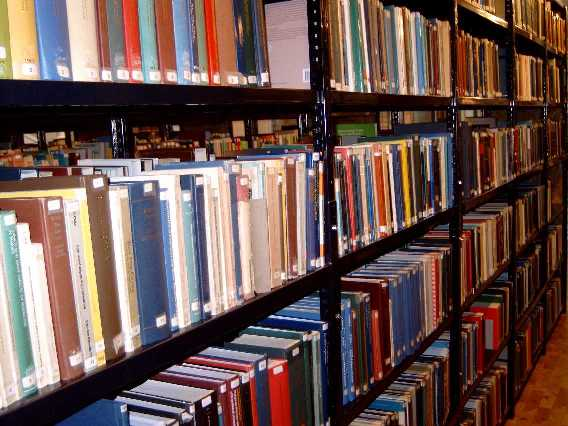 Check for books at the library before you buy - Image courtesy of https://upload.wikimedia.org/wikipedia/commons/0/06/Library-books.jpg