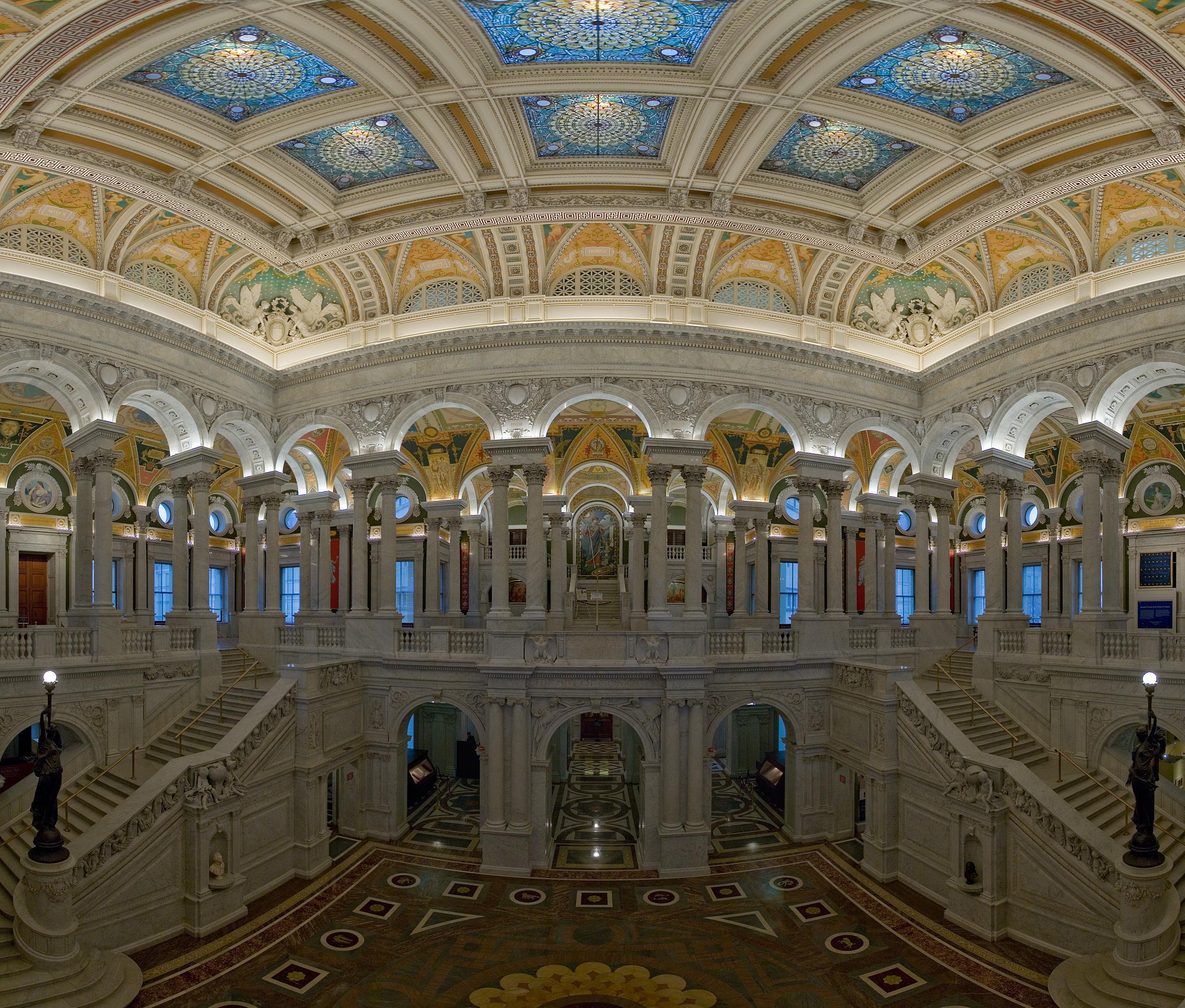 filelibrary of congress great hall jan 2006jpg wikipedia
