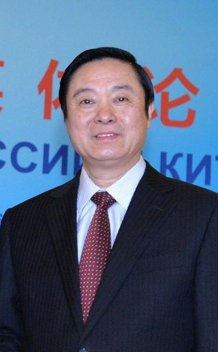 Liu Qibao Politburo member of the Communist Party of China