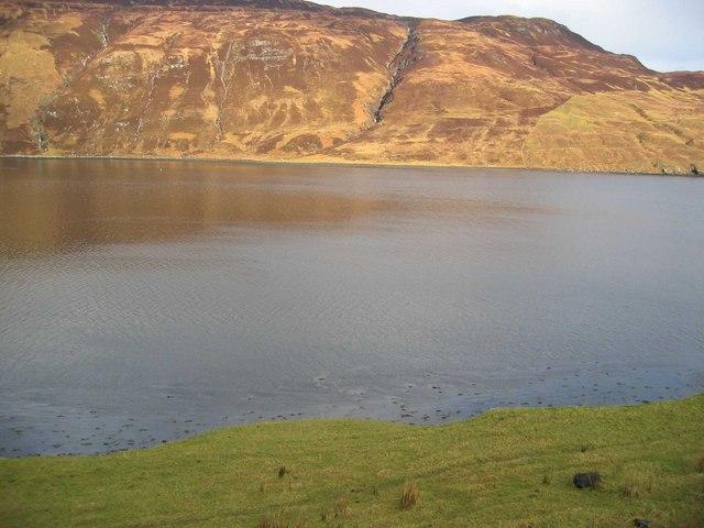 Loch Sligachan - geograph.org.uk - 136823