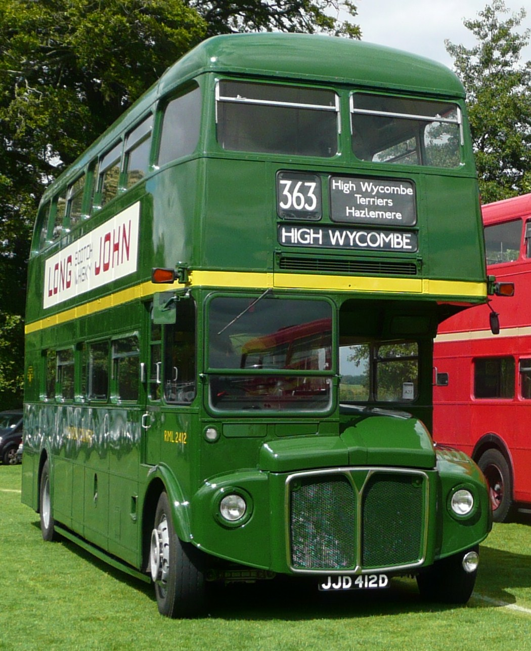 London Country Bus Services