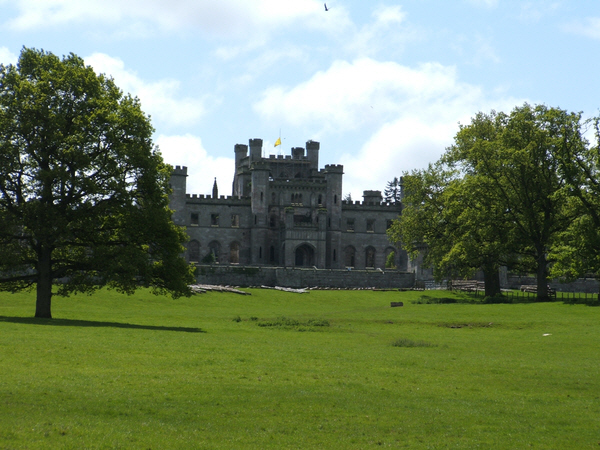 Lowther Castle 01