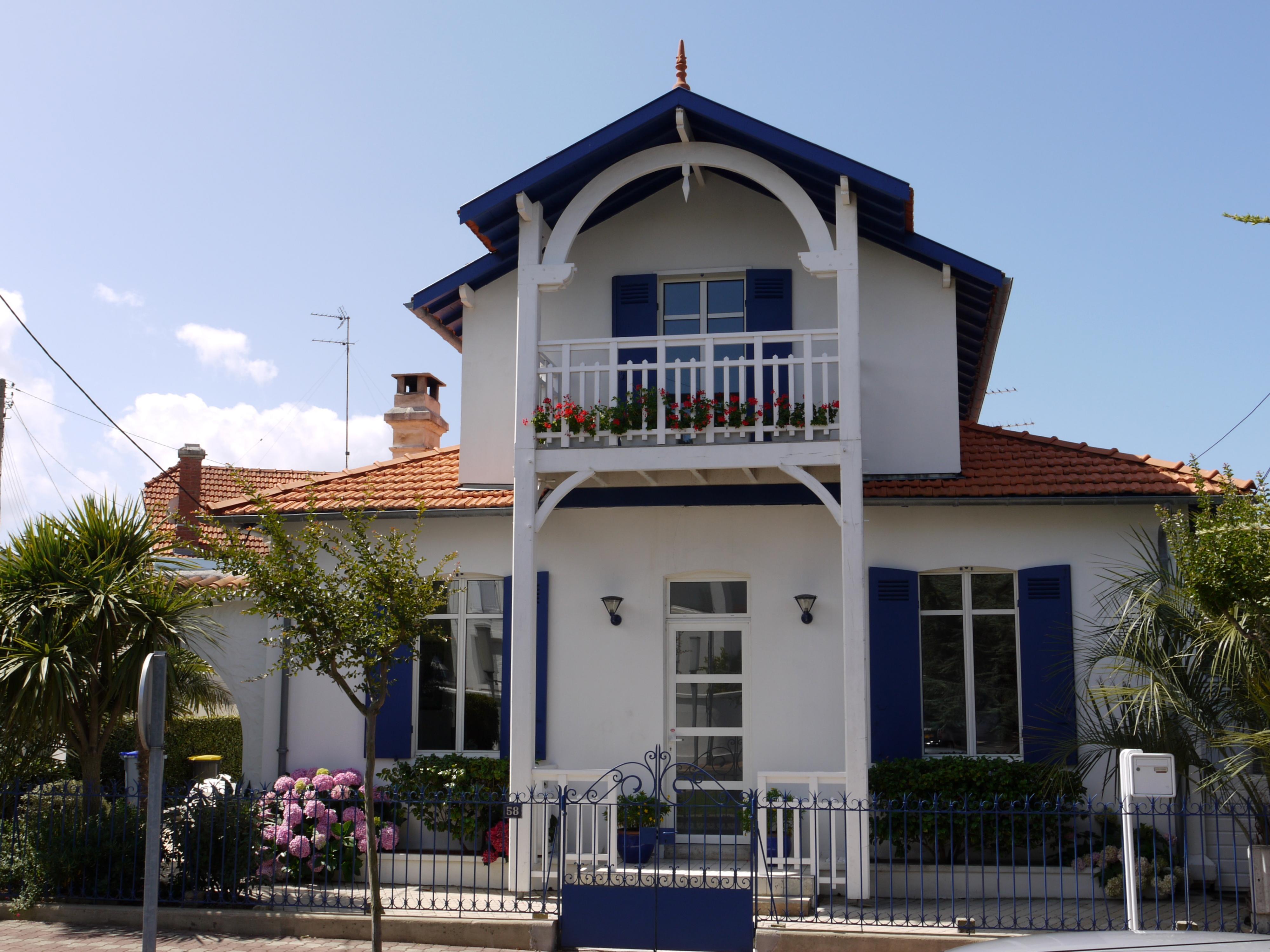 File Maison Arcachonaise P1050138 Jpg Wikimedia Commons