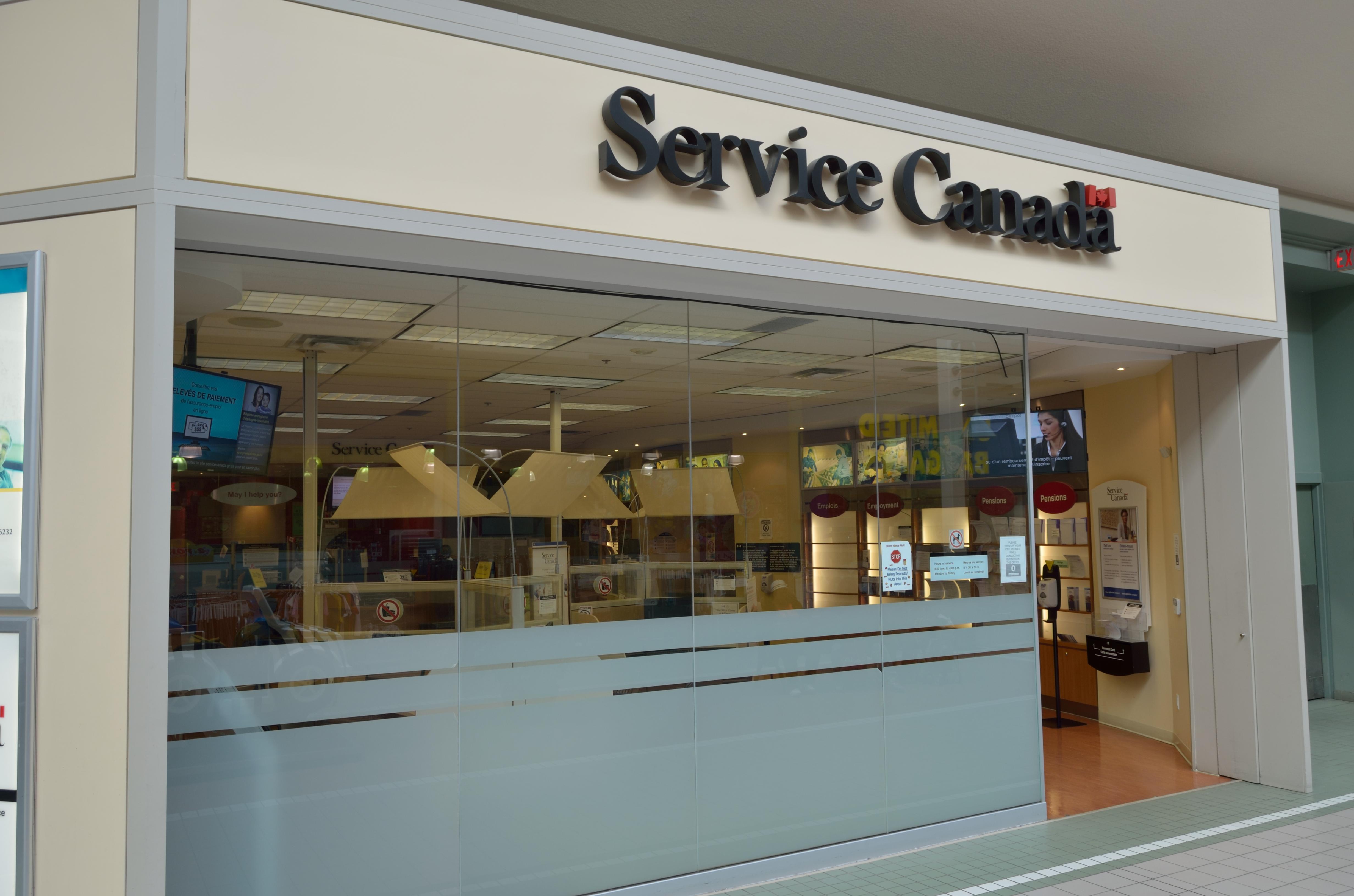 Service Canada Wikipedia