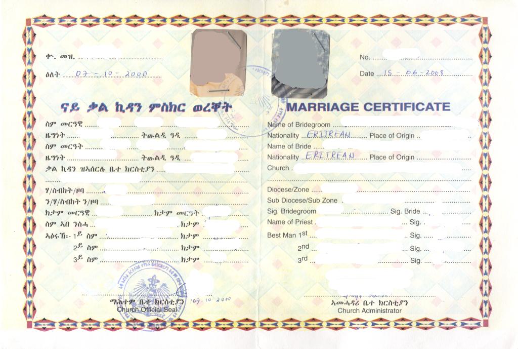 Filemarriage Certificate Eritrea Translated Dateg Wikimedia