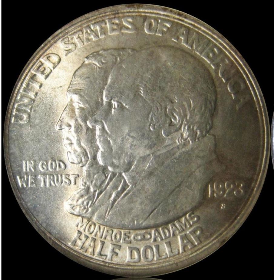Monroe Doctrine Centennial Half Dollar Wikipedia