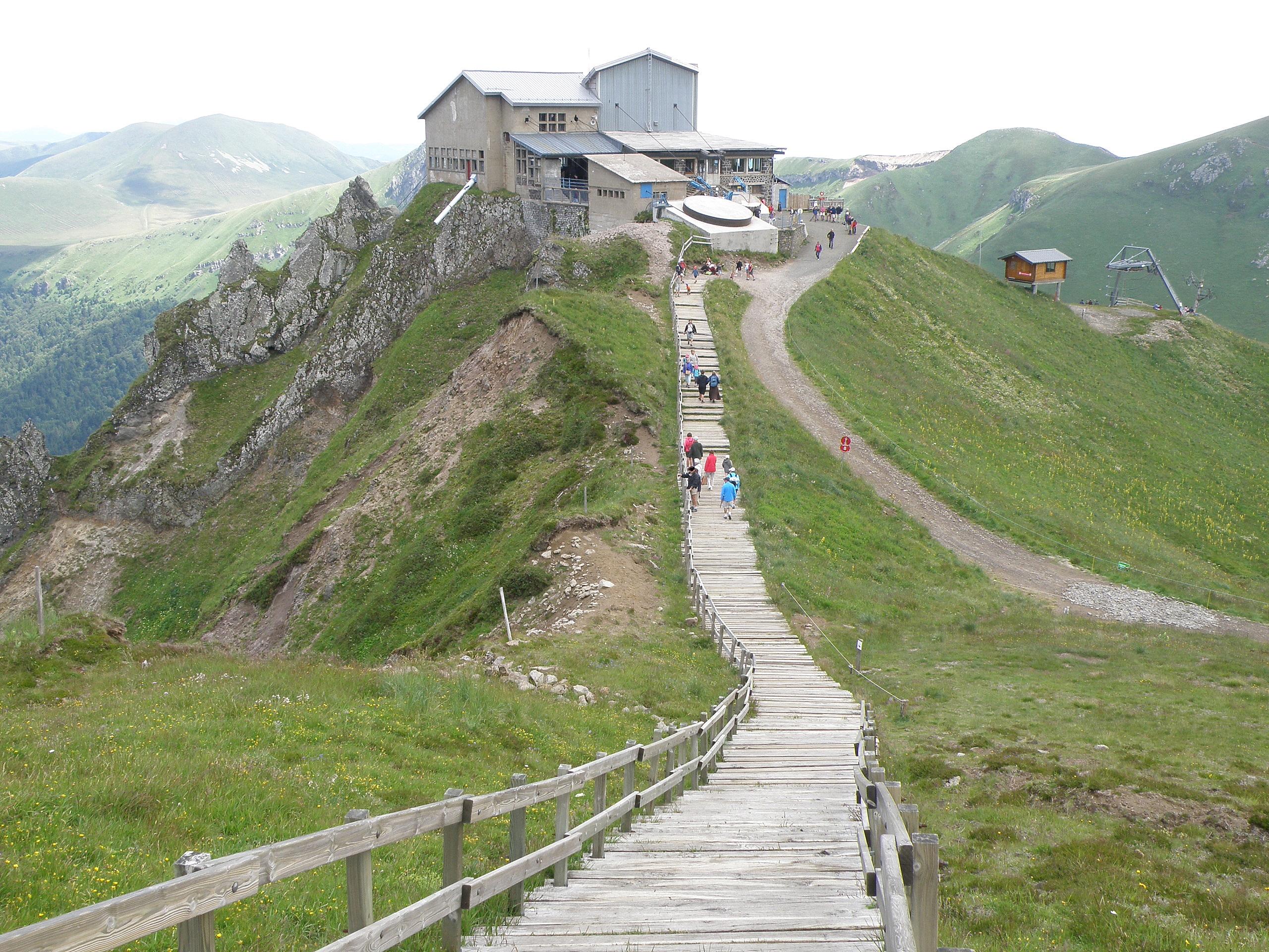 Fichier mont dore puy de sancy36 jpg wikip dia - Le mont dore office du tourisme ...