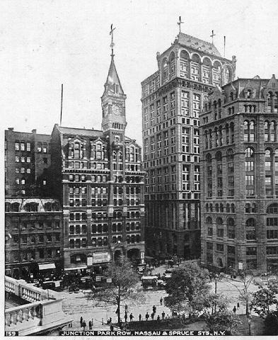 File New York Tribune Building Jpg Wikimedia Commons