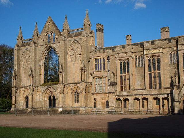 Newstead Abbey, Nottinghamshire (geograph 2838829)