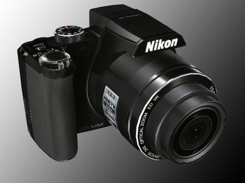 appareil photo nikon coolpix