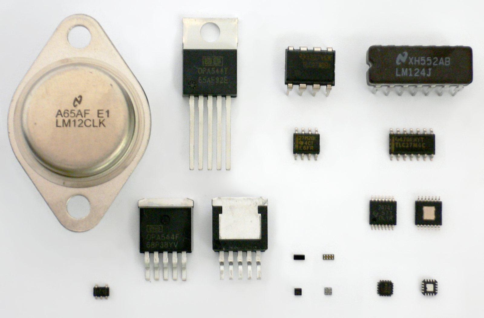 Amplificateur op  rationnel  Wikiwand