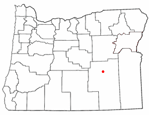 Loko di Burns, Oregon