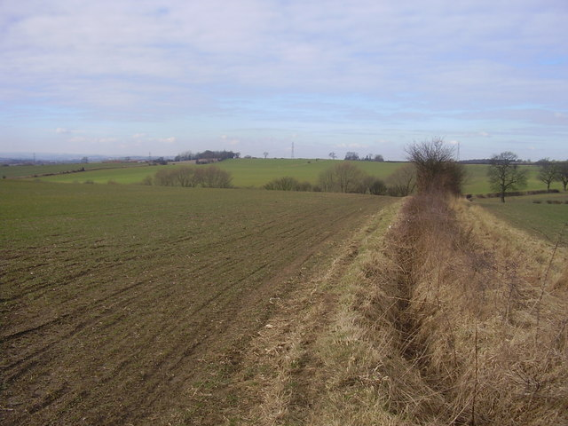 On the Barnsley boundary walk - geograph.org.uk - 1744134