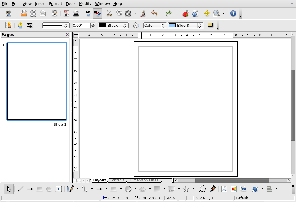 how to open sdw file in openoffice