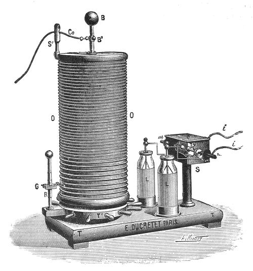 Oudin Coil picture