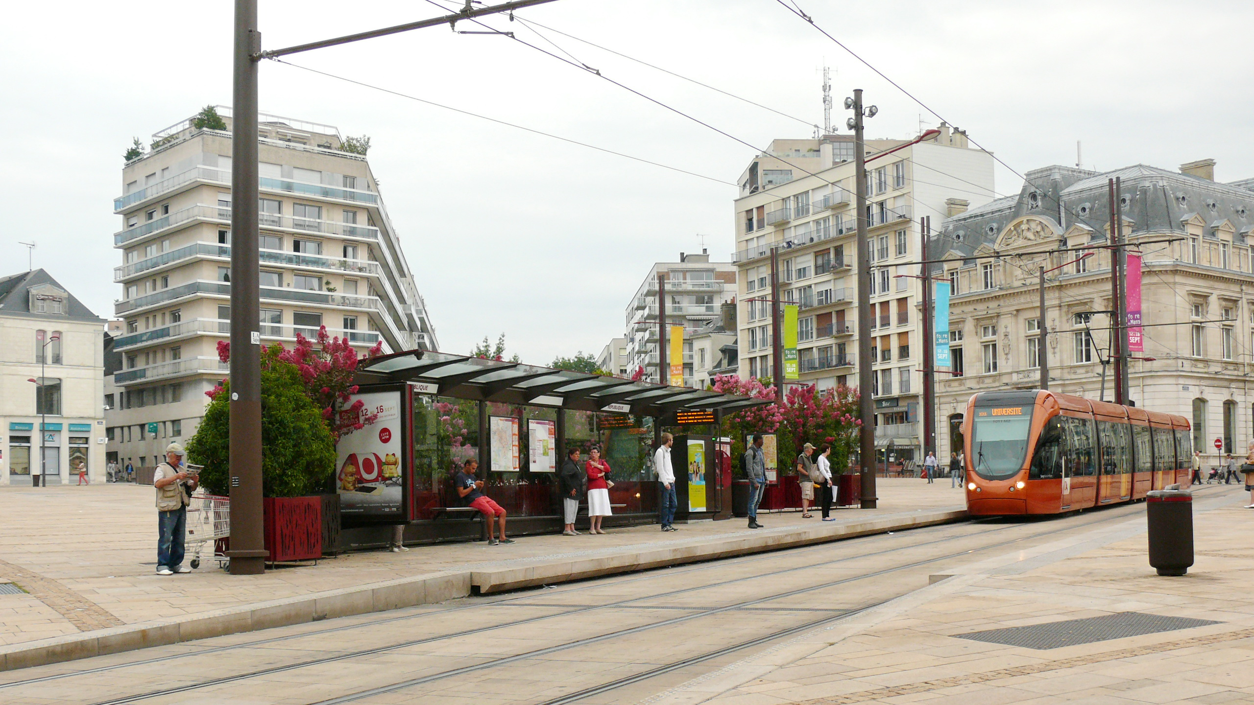 Place de la République Le Mans Wikiwand