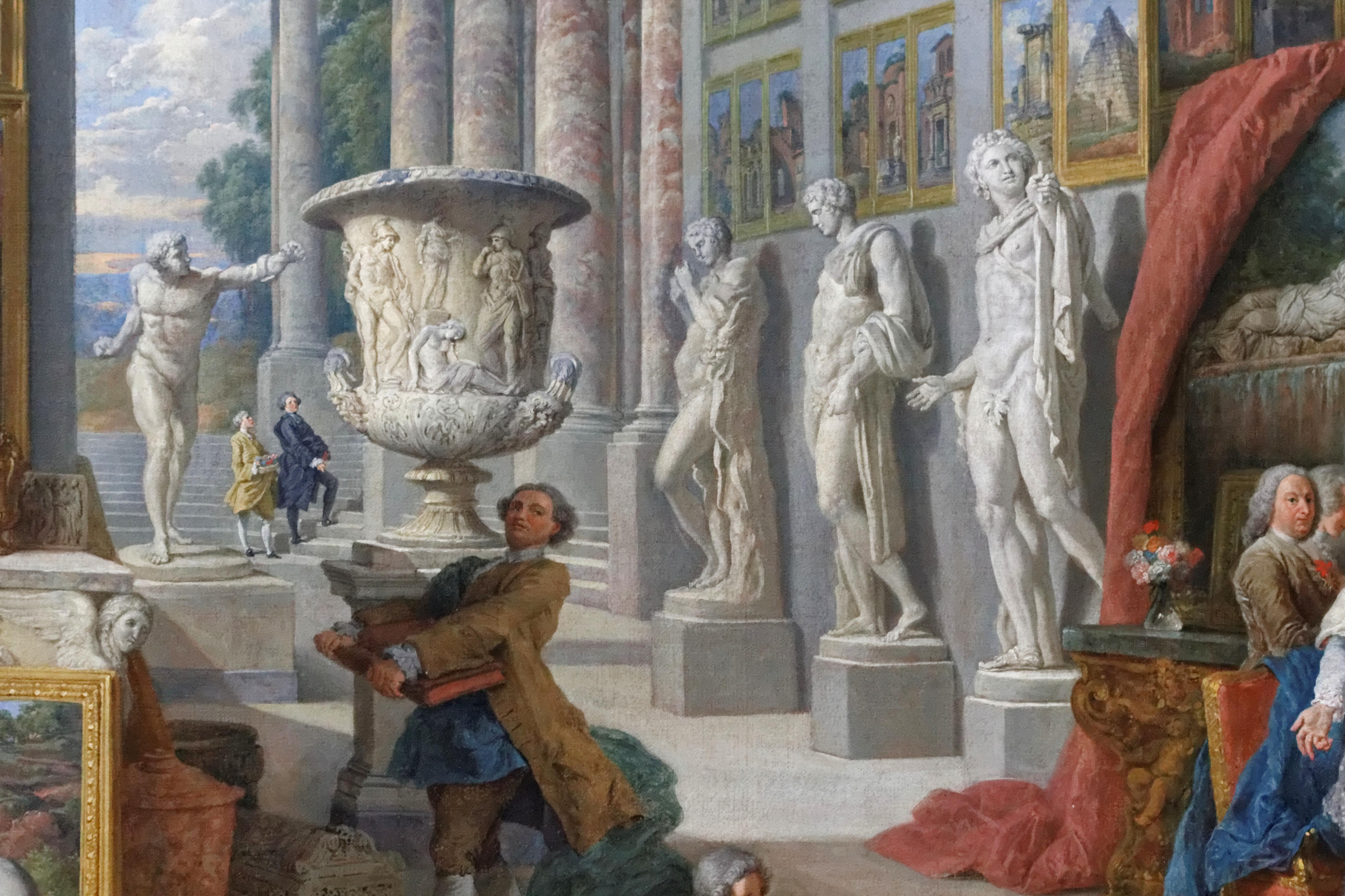 File panini galerie de vues de la rome antique - Cuisine de la rome antique ...