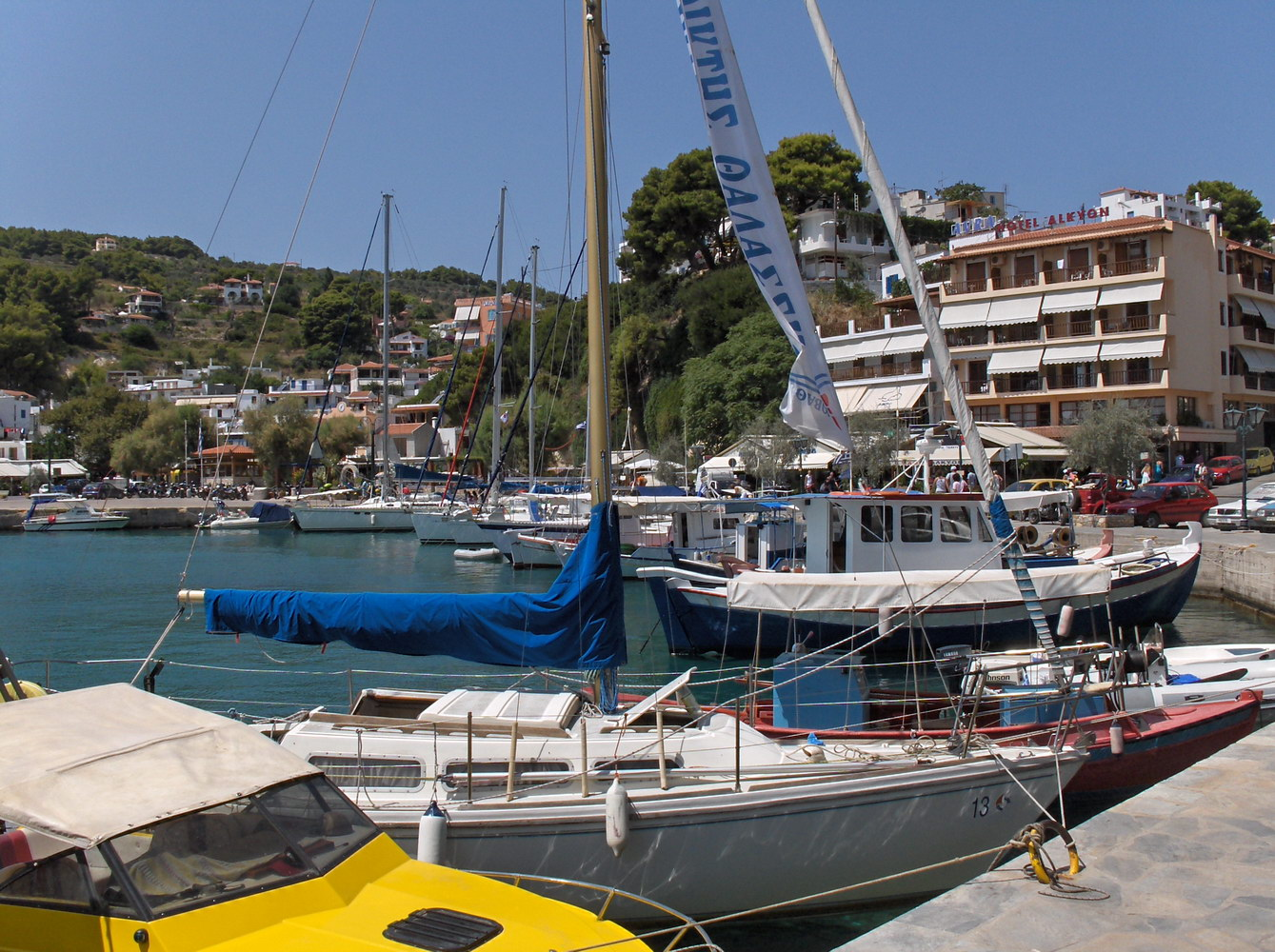 Alonissos – Travel guide at Wikivoyage