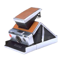 Polaroid camera - Model: sx 70
