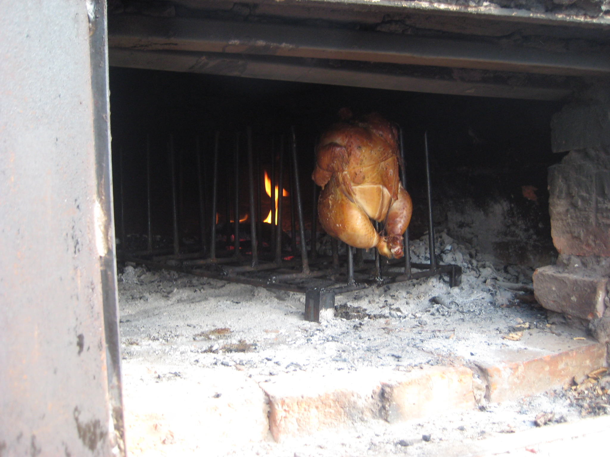 File pollo al horno de wikimedia commons - Hornos de sobremesa media markt ...
