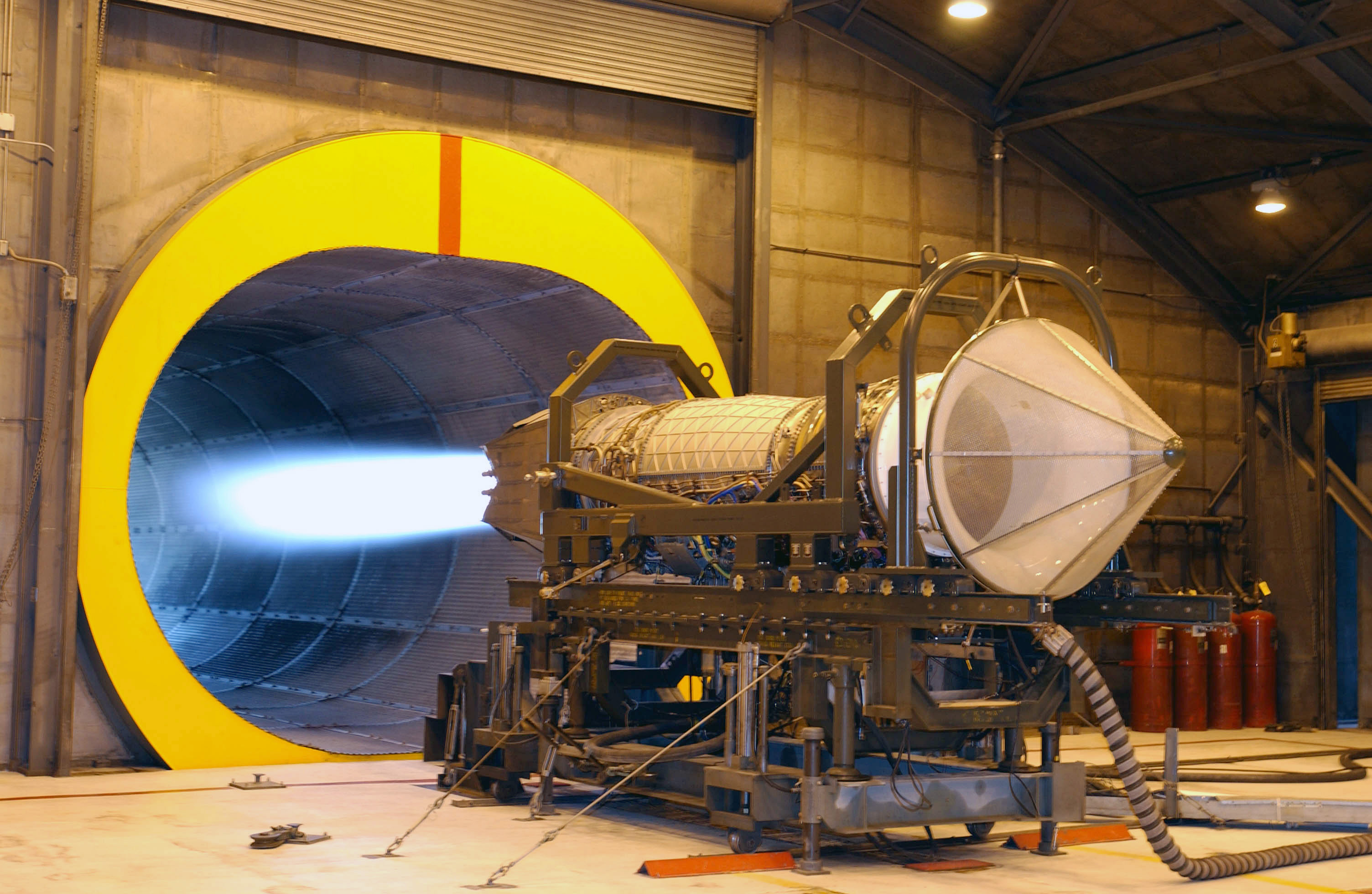 Turbofan Wikipedia Turbine Engine Diagram Gas Jet Pratt Whitney F119 Afterburning On Test Since The 1970s Most Fighter Engines
