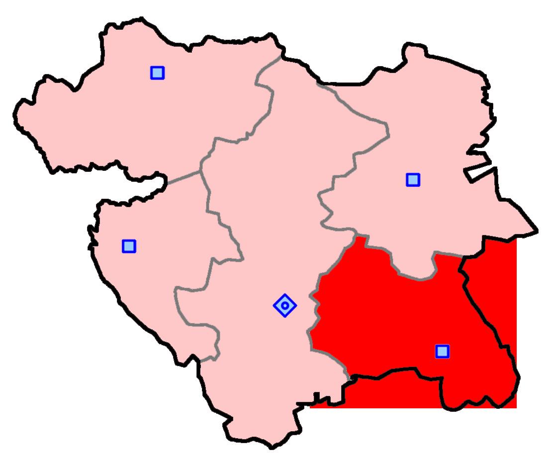 حوزه انتخابیه قروه و دهگلان