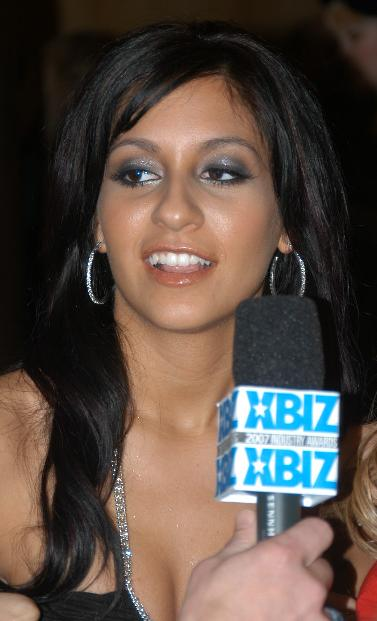 Raven Riley at the 2007 XBiz Awards.jpg