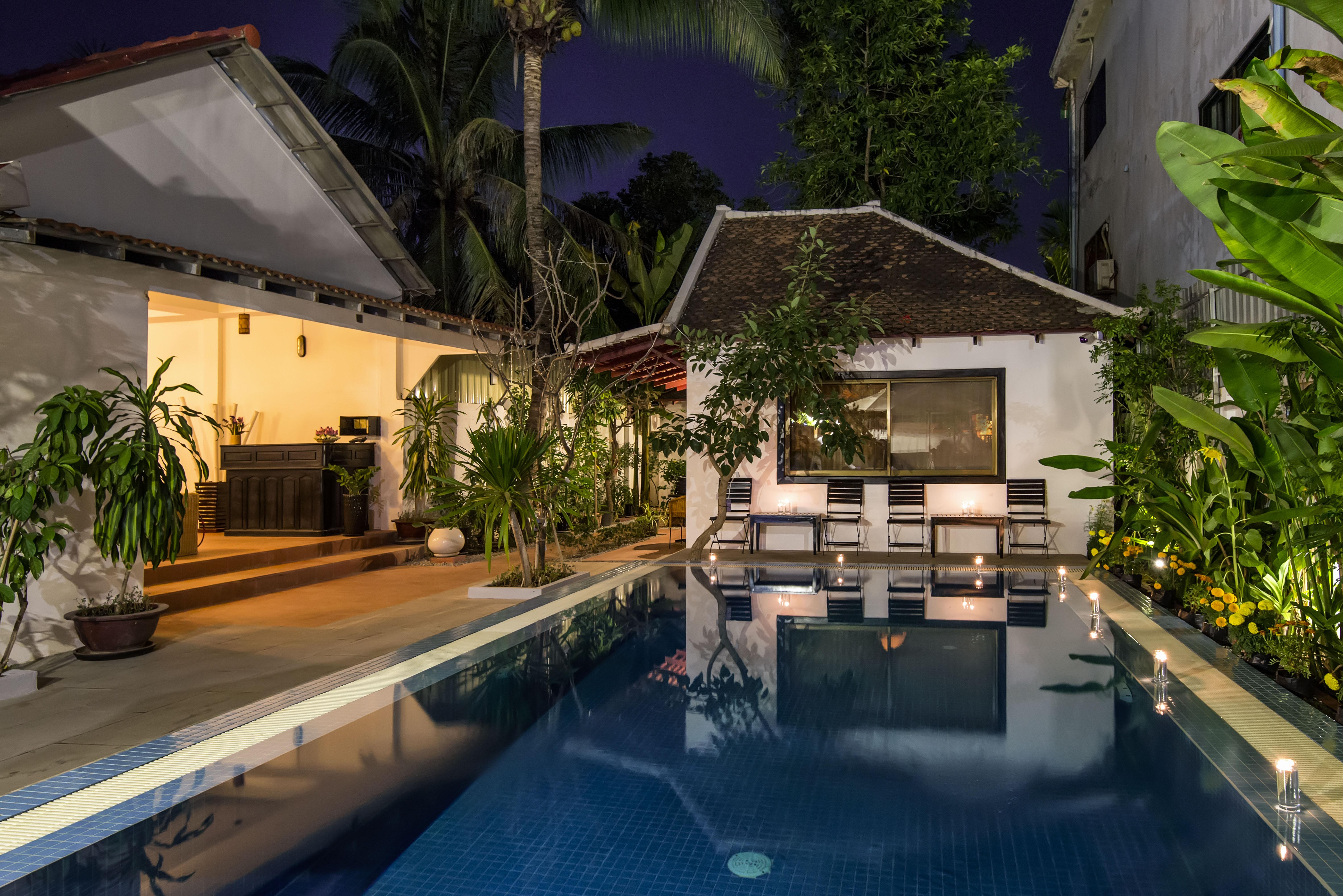 Siem Reap Pool Villa