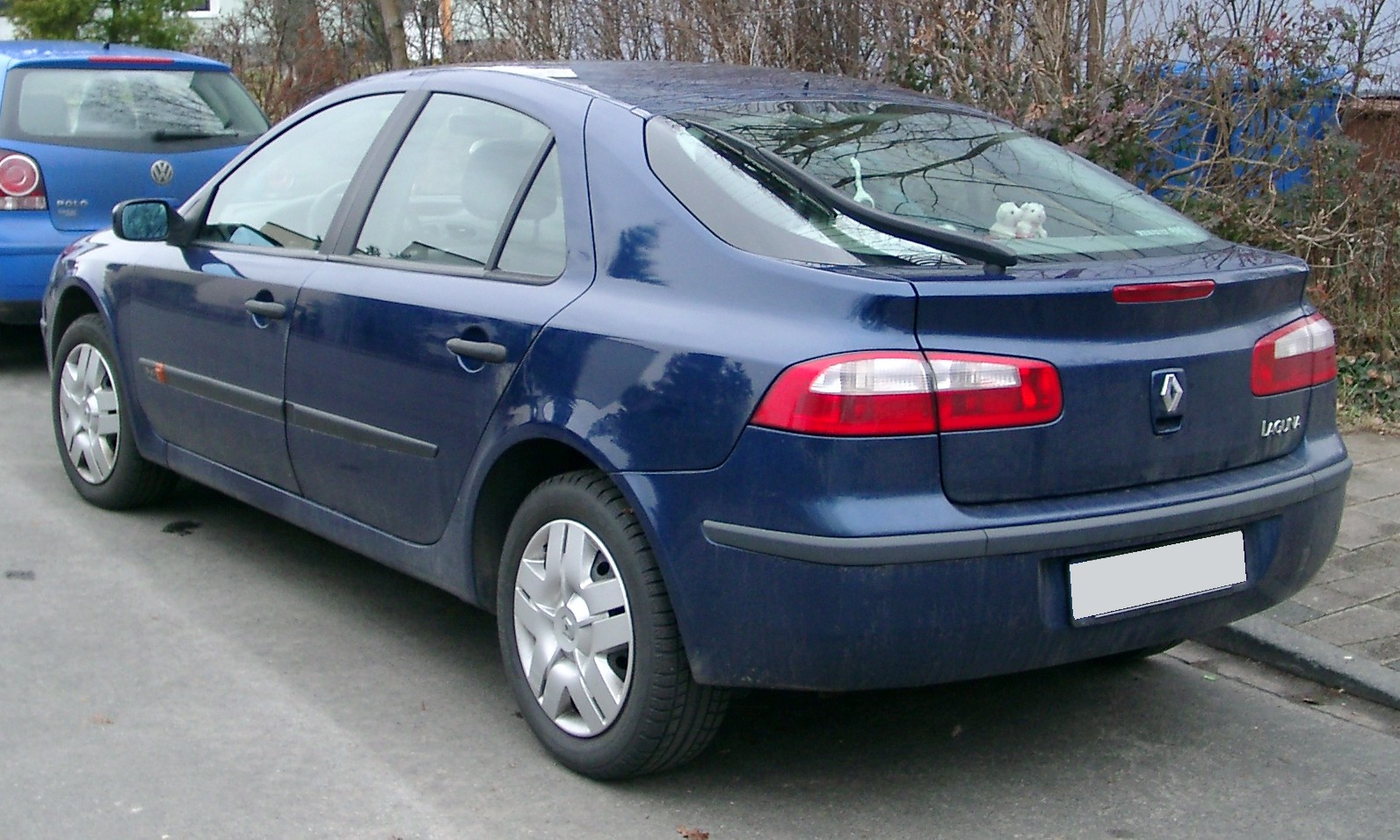 file renault laguna rear wikimedia commons. Black Bedroom Furniture Sets. Home Design Ideas