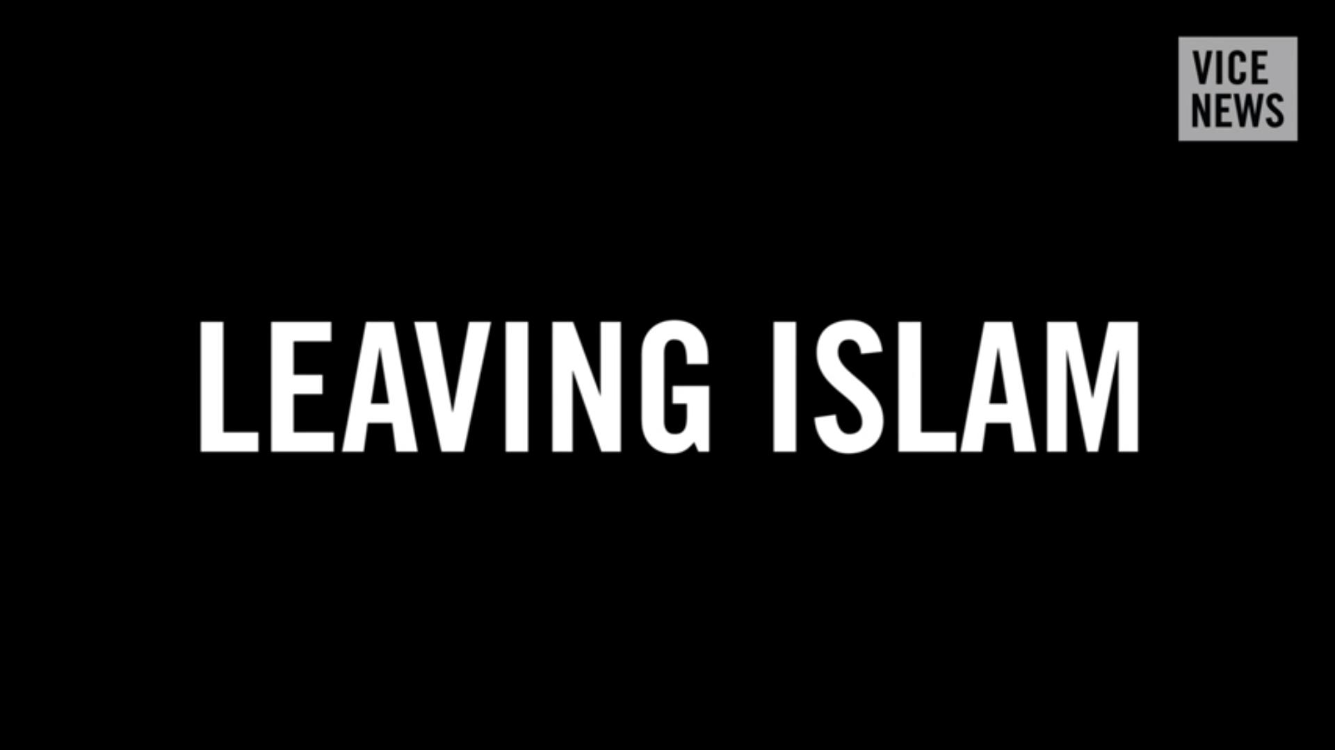 Apostasy in Islam