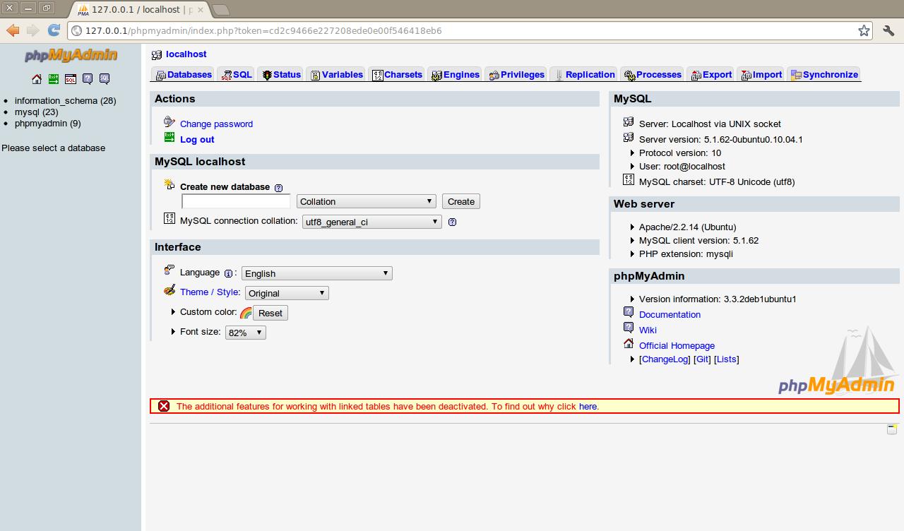 File Screenshot-127 0 0 1 - localhost phpMyAdmin 3 3 2deb1ubuntu1