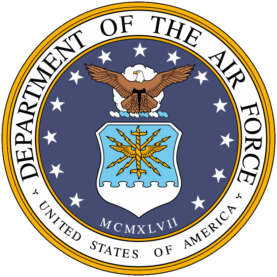 File:Seal of the United States Department of the Air Force.png - Wikimedia  Commons