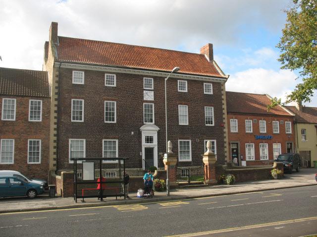 Sedgefield Manor House - geograph.org.uk - 981411