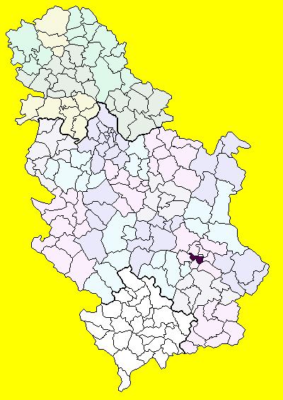 mapa srbije nis File:Serbia Palilula – Niš.png   Wikimedia Commons mapa srbije nis