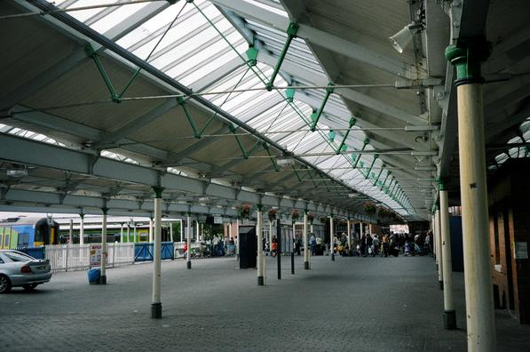 Skegness Railway Station Wikipedia