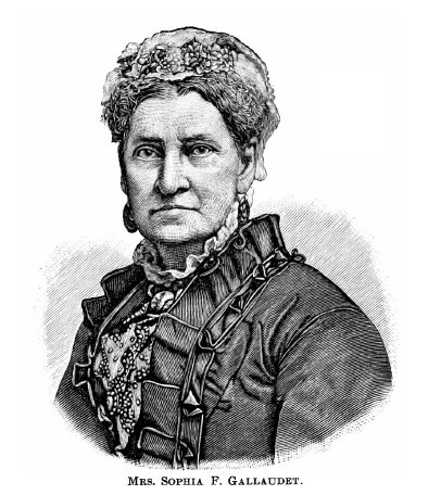 the life and works and thomas hopkins gallaudet Alice cogswell (august 31, 1805 – december 30, 1830) was the inspiration to thomas hopkins gallaudet for the creation of the american school for the deaf in hartford, connecticut.