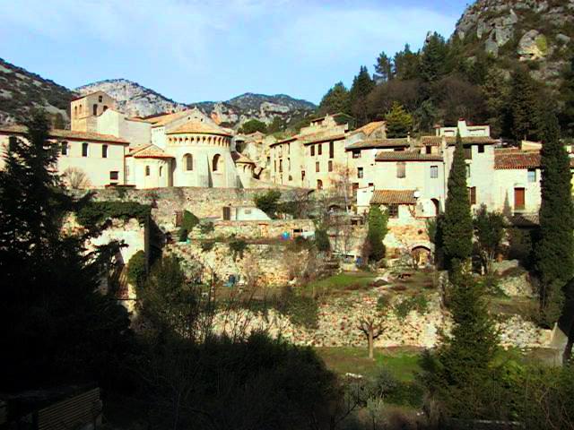Gellone monastery