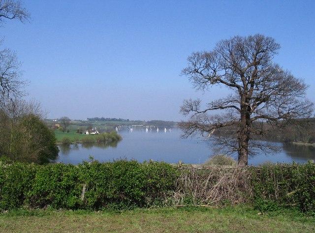 Staunton Harold reservoir - geograph.org.uk - 401843