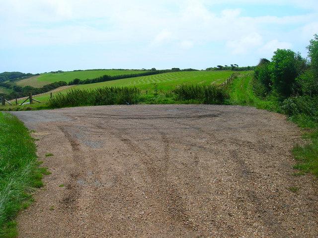 Stenbury Down - geograph.org.uk - 508561