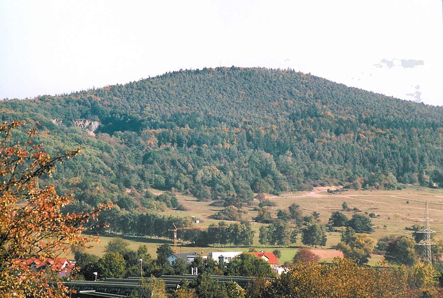 Spessart Berge