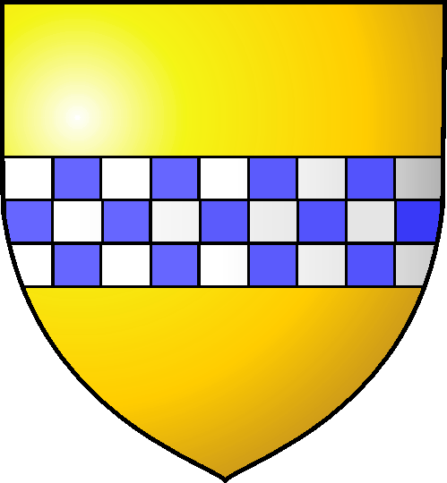 Arms of the Great Steward until 1371