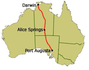 Stuart Highway – Reiseführer auf Wikivoyage