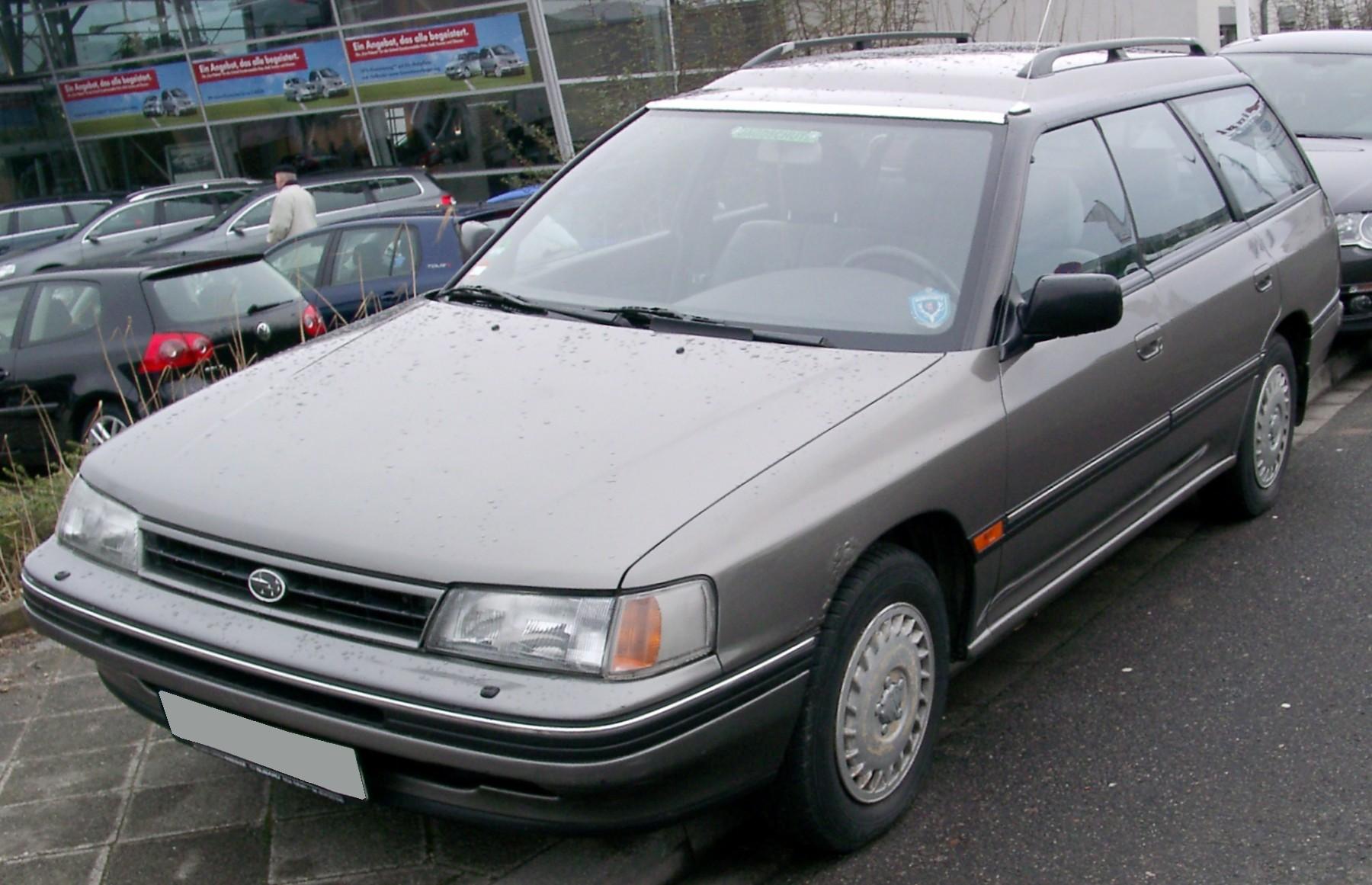 Subaru Legacy Wikiwand 2000 Outback Turbo