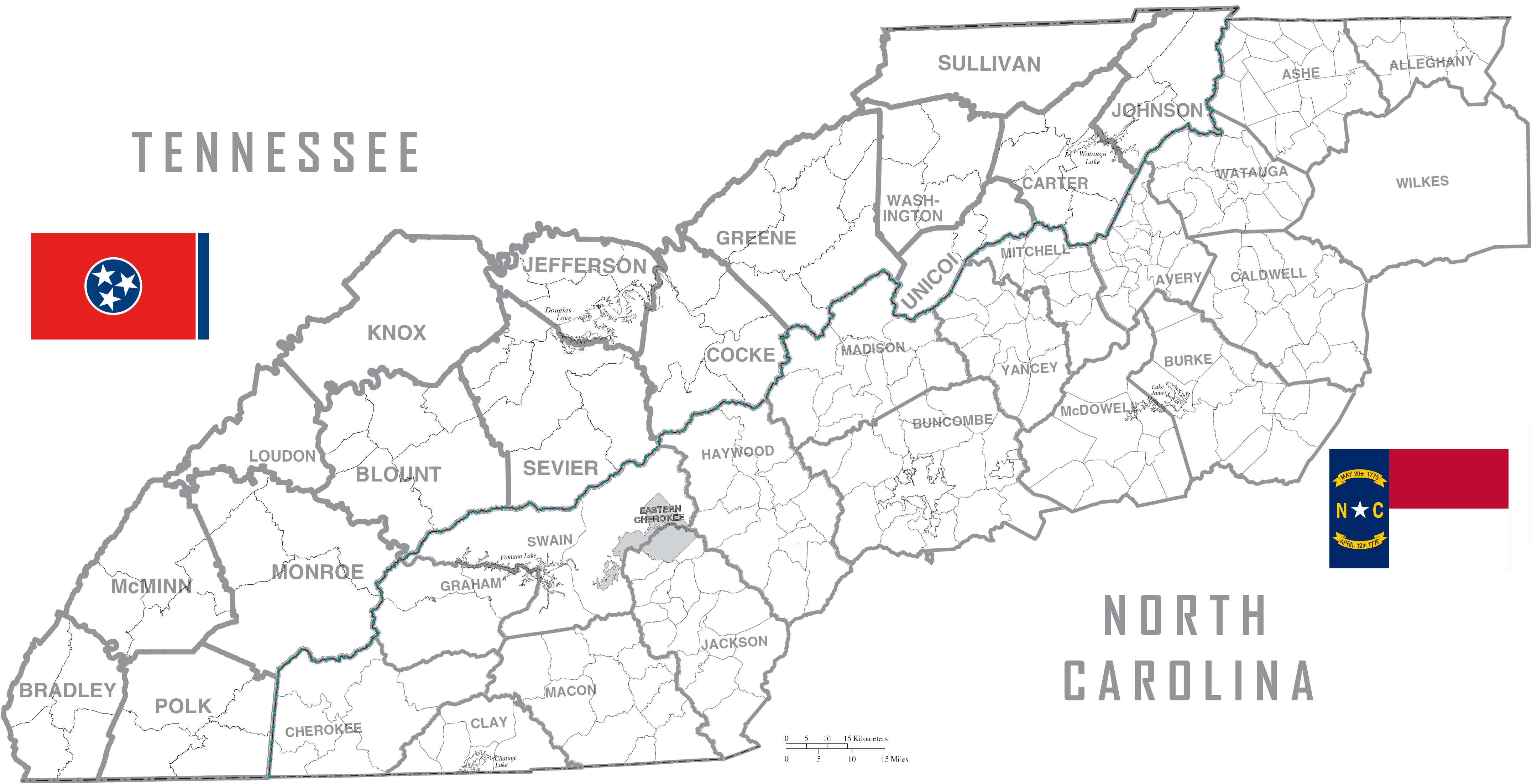 ga map with counties with File Tn Nc Border Counties on Georgia further Usa South West Region Country Editable Powerpoint Maps With States And Counties furthermore Georgia maps additionally Cherokee1999map together with Showthread.