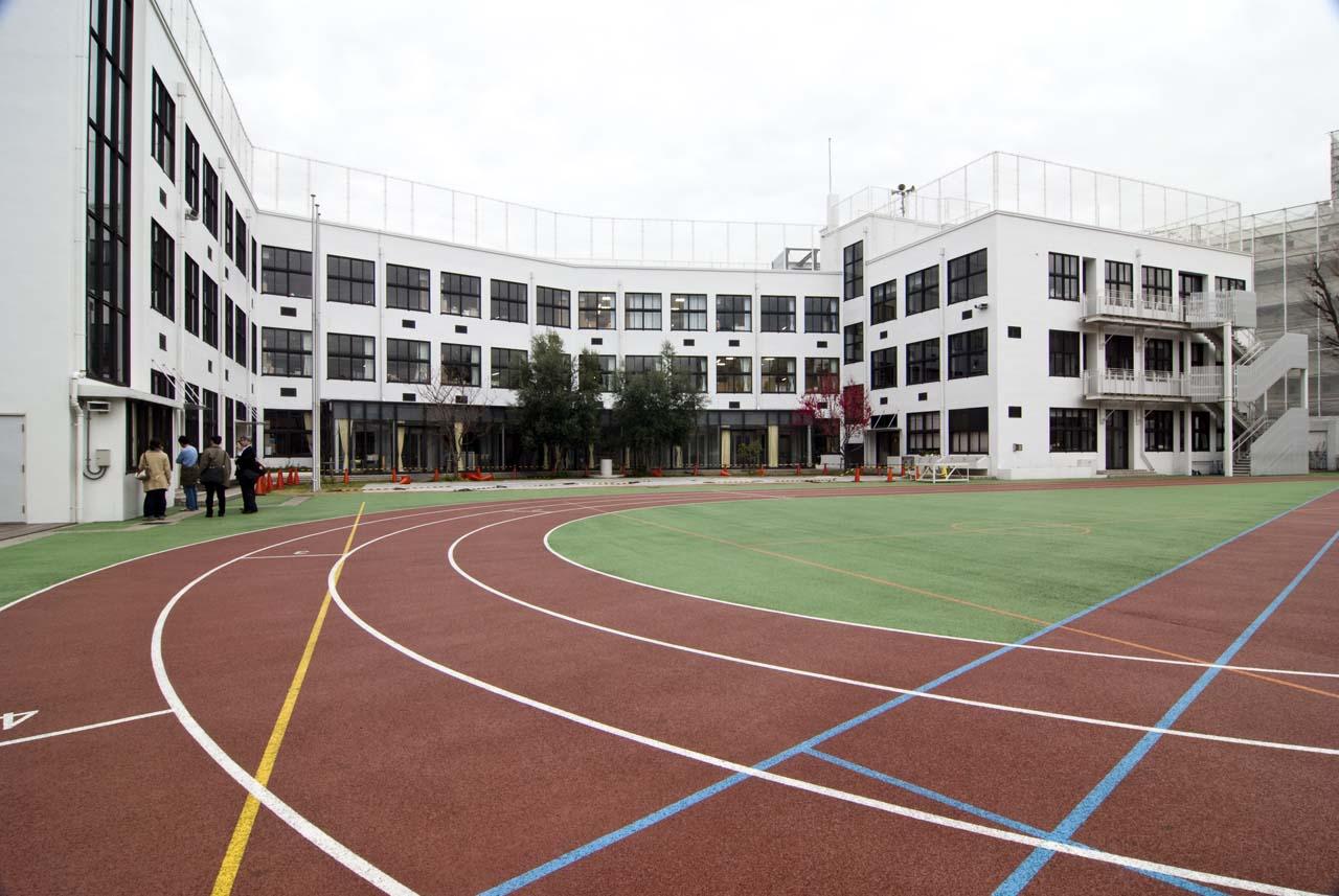 小学校 高輪 台