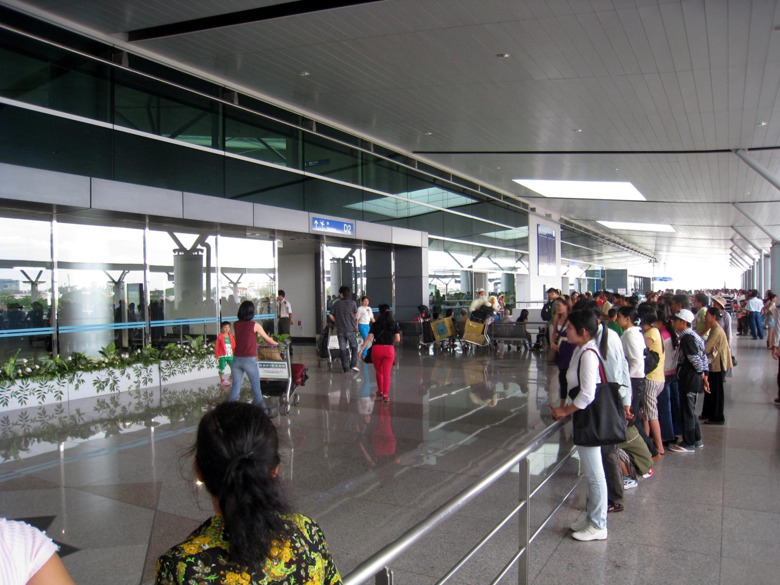Description Tan Son Nhat International Airport Level 3
