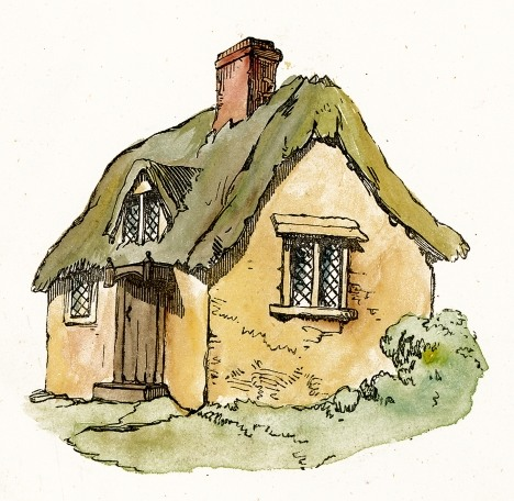 Http Commons Wikimedia Org Wiki File Thatched Roof Cottage Clip Art Jpg