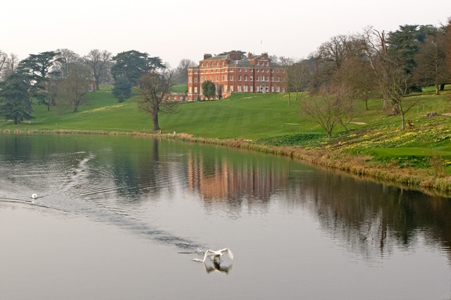 The Broadwater and Brocket Hall