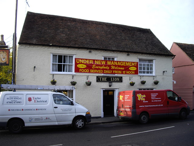 The Lion under new management - geograph.org.uk - 1590813