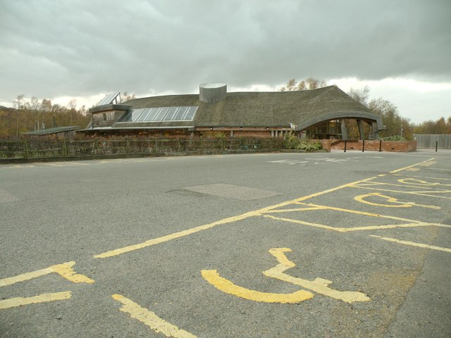 The Visitor Centre at Shorne Woods Country Park - geograph.org.uk - 1589560